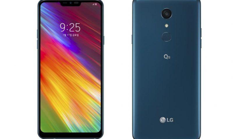 LG Q9, ufficiale il mid range della casa coreana