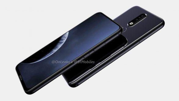 Con Nokia 8.1 anche HMD Global proporrà la fotocamera in-display