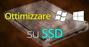 Come ottimizzare SSD? Ci pensa Windows 10