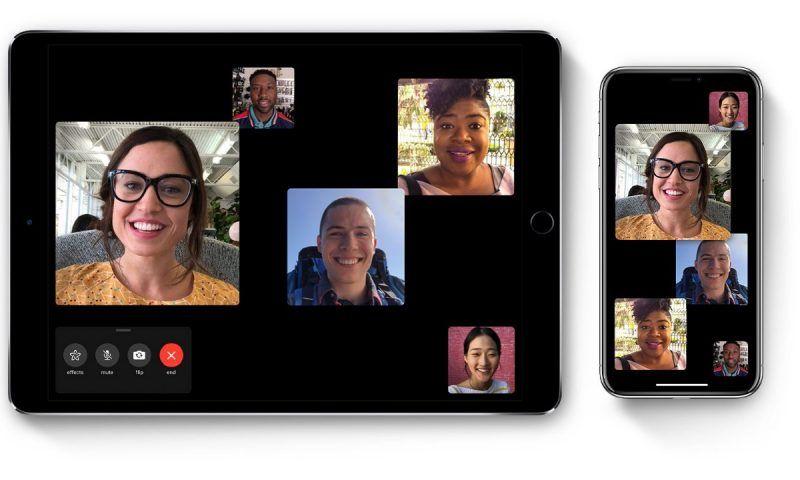 iPhone: un bug di FaceTime permette di spiare gli utenti
