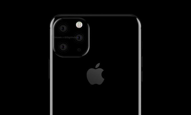 Iphone 2019: secondo Onleaks avranno tre fotocamere sul retro