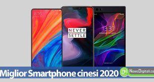 Miglior Smartphone cinesi 2020: guida definitiva