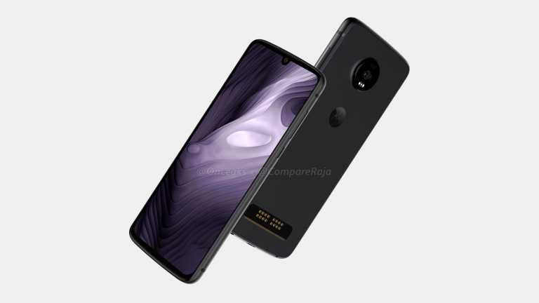 Motorola Moto Z4 Play, parola d'ordine fotocamera da 48 megapixel e lettore di impronte digitali a schermo