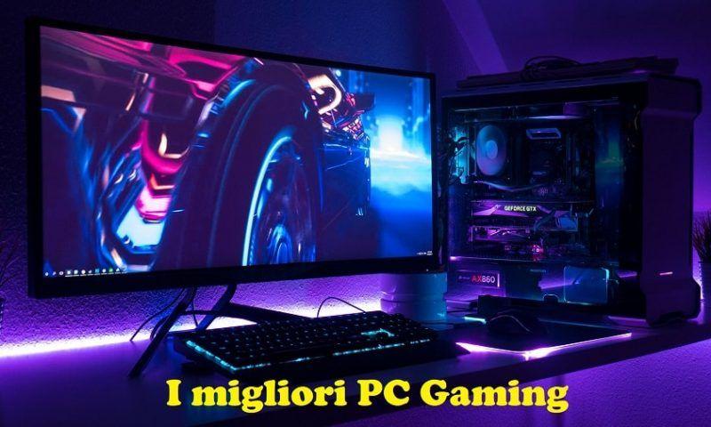 Migliori PC Gaming, ecco una selezione