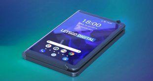 Samsung brevetta uno smartphone pieghevole da gaming
