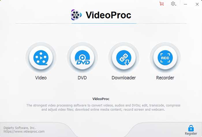 VideoProc: l'elaboratore video N°1 propone un contest con ricchi premi
