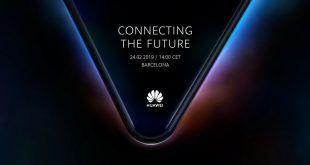 Huawei: lo smartphone pieghevole verrà presentato al MWC 2019