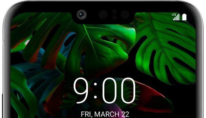 Le nuove immagini di LG G8 ThinQ ci mostrano un dispositivo ben saldo al suo passato