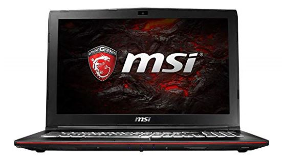 Immagine di un Notebook Gaming modello MSI GP62M 7RD(Leopard)-215IT