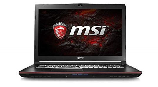 Immagine di un Notebook Gaming modello MSI GP72VR Leopard Pro 415IT