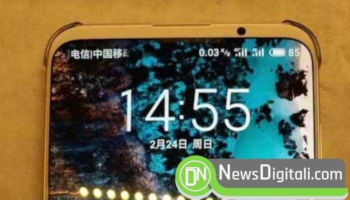 Ancora Meizu 16 in foto, questa volta in versione White