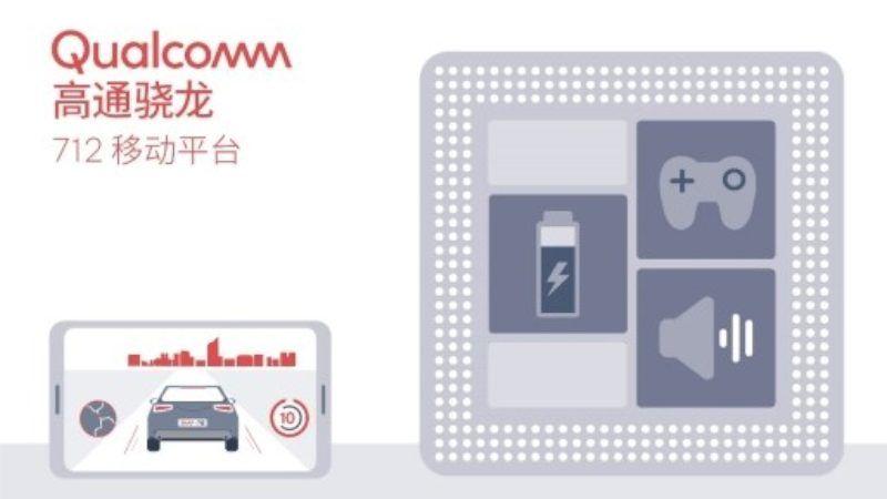 Qualcomm pensa alla fascia media con il nuovo Snapdragon 712