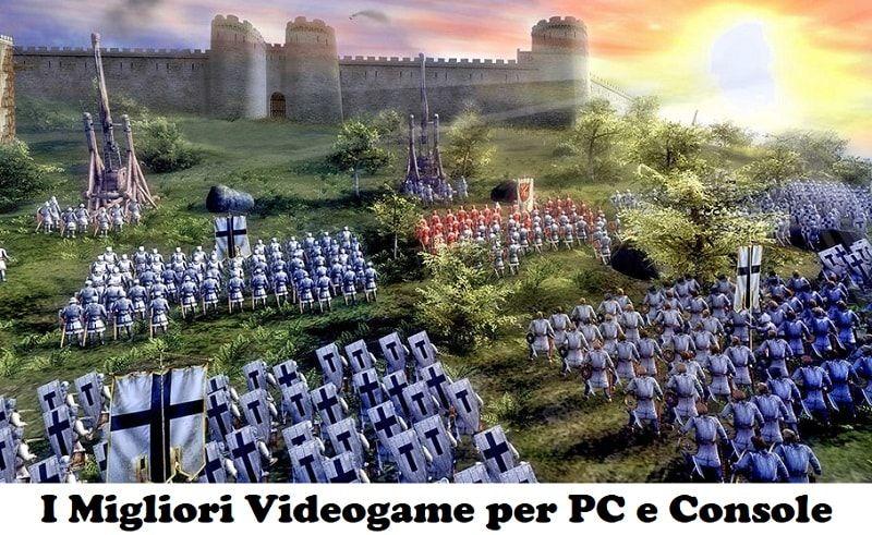 I migliori Videogame per Pc e Console