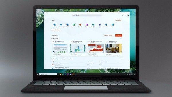 Windows 10: lanciata la nuova applicazione Office