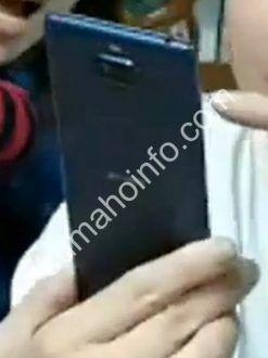 Sony Xperia XA3: le nuove foto reali confermano uno schermo molto allungato