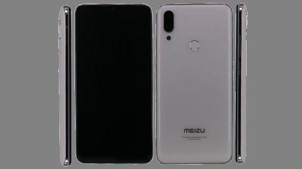Meizu Note 9: le prime immagini e le specifiche