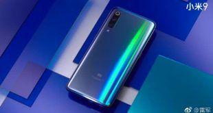 Xiaomi Mi9: confermato il processore Snapdragon 855