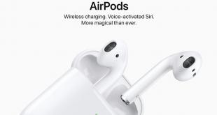 Apple presenta ufficialmente le nuove AirPods 2