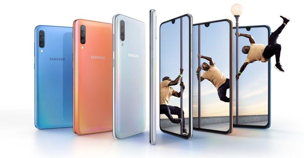 Samsung presenta il nuovo Galaxy A70