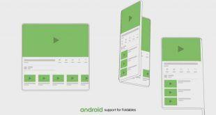 Anche Google pensa ad uno schermo pieghevole