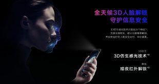 Ufficiale Honor Magic 2, lo smartphone dotato di scansione facciale 3D