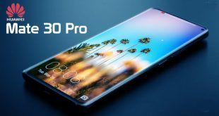 Ecco quanto saranno spesse le cornici di Huawei Mate 30