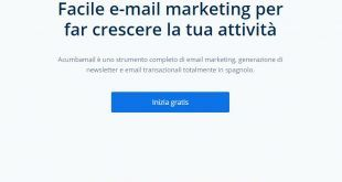 Un nuovo modo di fare e-mail marketing con Acumbamail