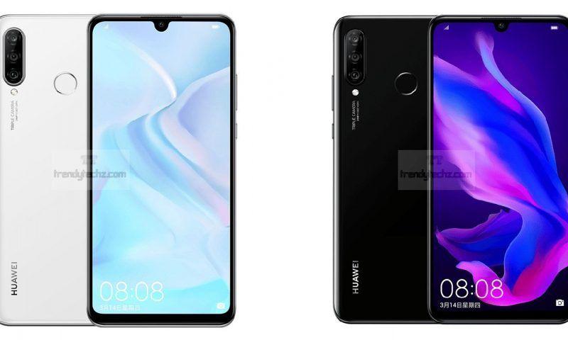 Trapelate le specifiche e le immagini del Huawei P30 Lite tramite Huawei Nova 4e