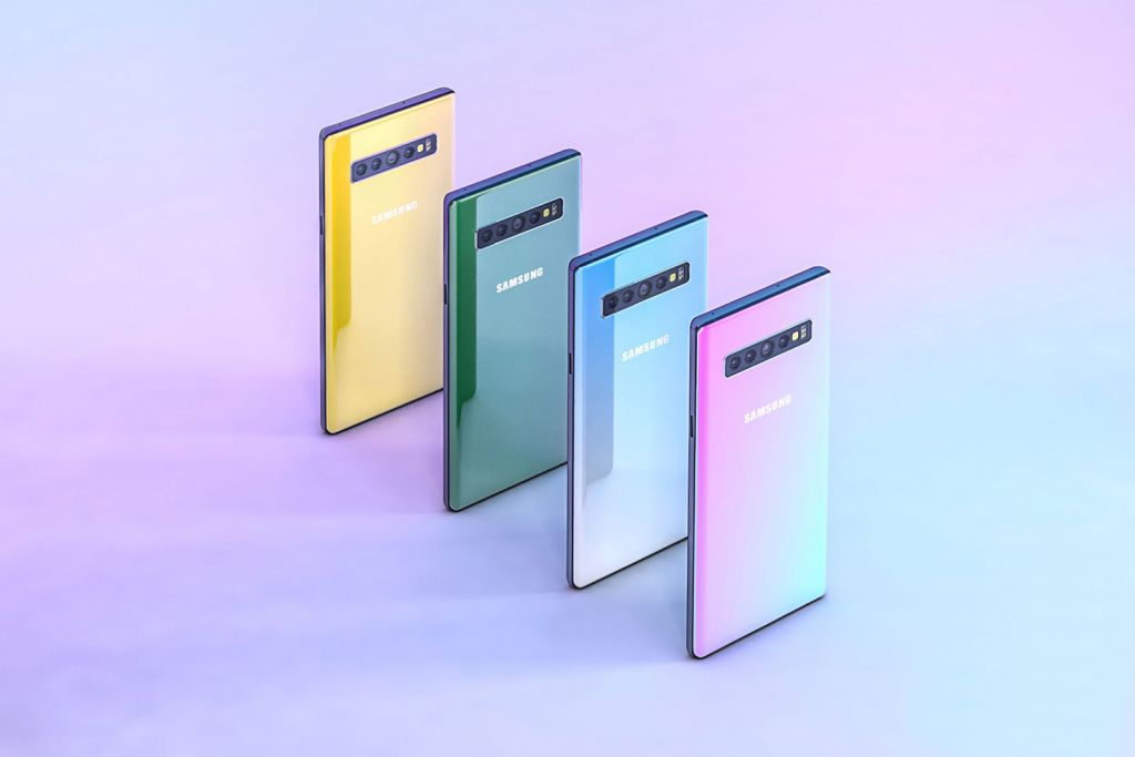 samsung galaxy note 10-colori