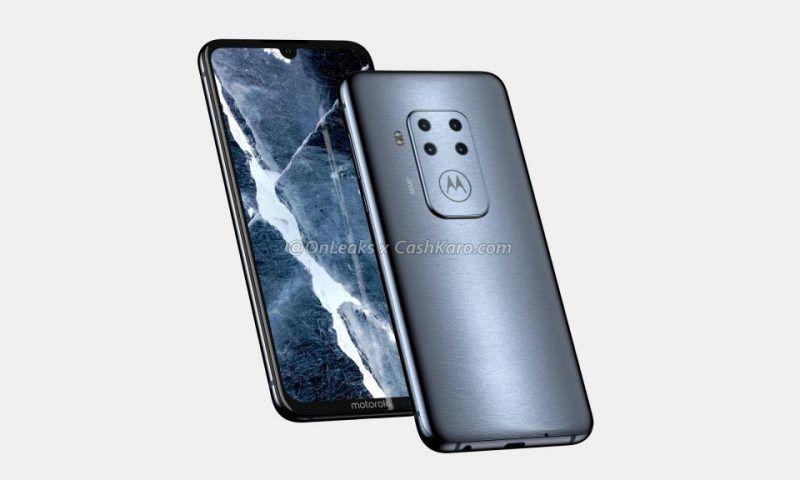 Motorola: il prossimo smartphone avrà quattro fotocamere?