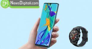 Offerta di Pasqua da Huawei, P30 Pro con regalo smartwatch a soli 999€
