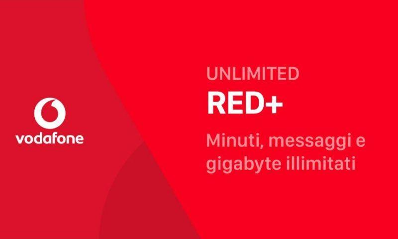 Vodafone: ecco le nuove offerte Red Unlimited