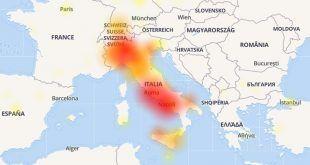Facebook, Instagram e Whatsapp down: Italia già con tutti i social