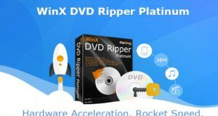 Problemi DVD su Windows 10? Risolvi con WinX DVD Ripper Platinum