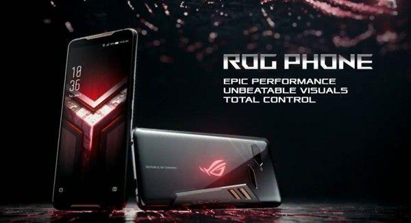 ASUS Rog Phone: arriva l'aggiornamento Android 9 Pie