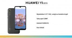 Huawei Y5: in arrivo una versione aggiornata