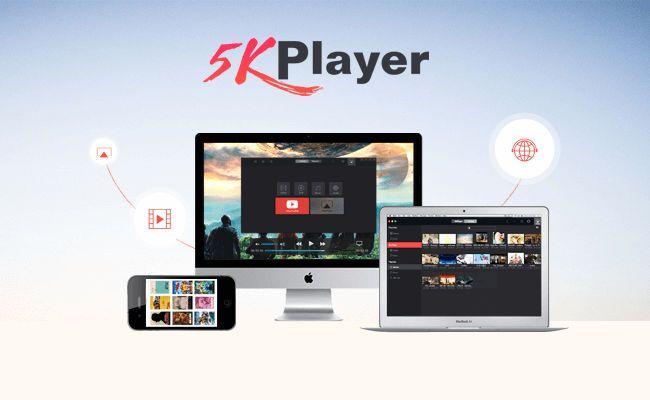 Scarica 5kplayer, l'unica alternativa a VLC che ti farà vincere anche dei premi