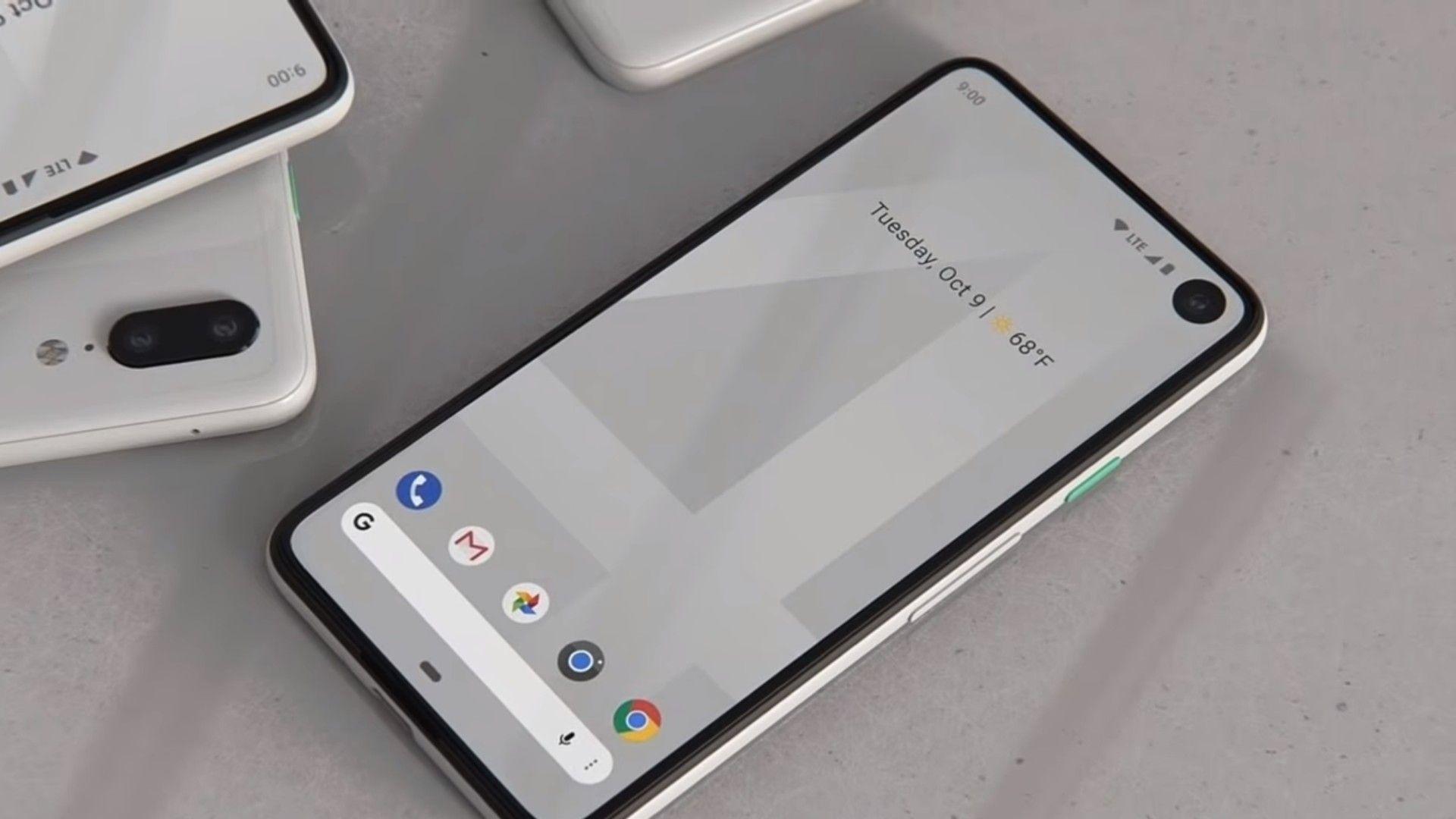 Google Pixel 4 foto