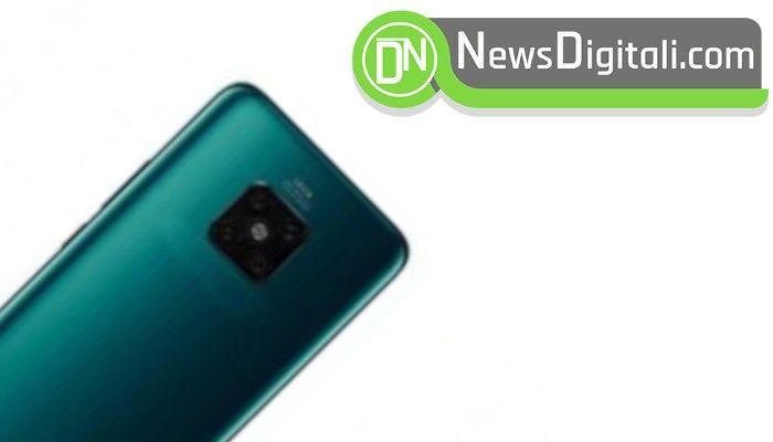 Huawei Mate 30 Pro con Quad Camera e super ricarica rapida da 55W