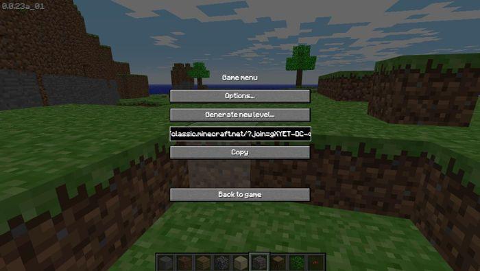 Minecraft game mode
