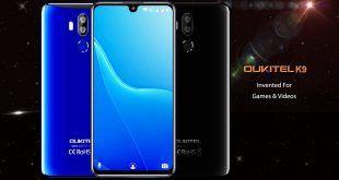 Oukitel K9: aprono i preordini del nuovo smartphone con batteria da 6.000 mAh