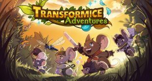 Nuova versione di Transformice Adventures in full screen su Poki.it