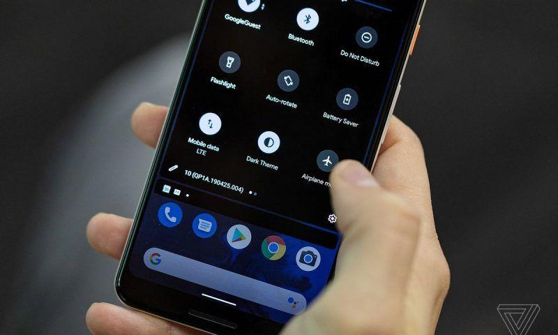 Android Q Beta 3 debutta su altri 21 dispositivi