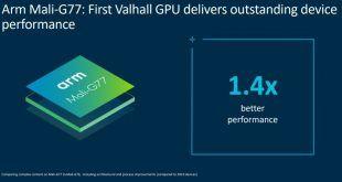 Arm presenta le nuove architetture smartphone: Cortex-A77 e Mali-G77