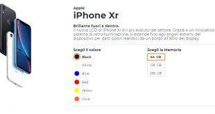Come avere iPhone XR con Wind a meno di 30 euro al mese