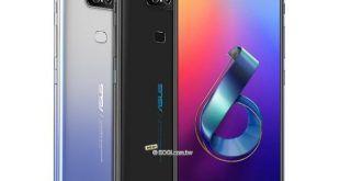 ZenFone 6: la particolare fotocamera pop-up nei nuovi render