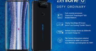 Zenfone 6: presentato ufficialmente, ecco tutti i dettagli