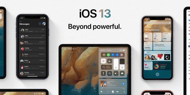 Apple pubblica iOS 13.5