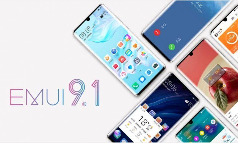 Huawei P20 Lite si aggiorna a EMUI 9.1
