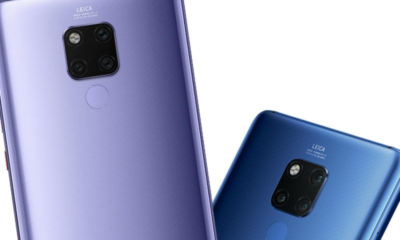 Huawei Mate 20 Pro riceve Android 10